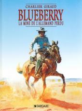 Blueberry -11c95- La mine de l'Allemand perdu