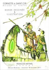 (Catalogues) Ventes aux enchères - Cornette de Saint Cyr - Cornette de Saint Cyr - Bande dessinée & illustration - dimanche 18 décembre 2011 - Paris Drouot-Richelieu
