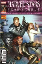 Marvel Stars -11- Sus au rebelle !