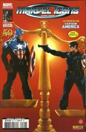 Marvel Icons Hors Série -23- Le procès de Captain America