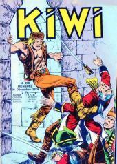 Kiwi -236- Le vent d'est