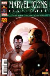 Marvel Icons (Marvel France - 2011) -11- Fear itself