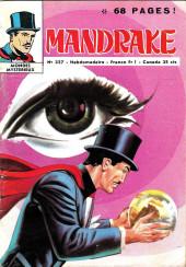Mandrake (1re Série - Remparts) (Mondes Mystérieux - 1) -327- Les perles de flammes