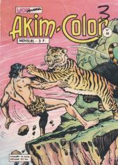 Akim-Color -99- L'arbre des marais ou le retour de Goliax