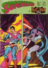 Superman et Batman et Robin -4- Le grand défi des envahisseurs...