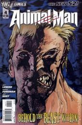 Animal Man (2011) -4- Behold the beast within