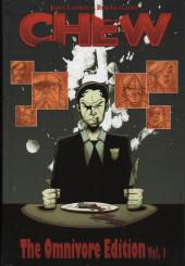 Chew (2009) -OMNI01- The Omnivore Edition Vol. 1