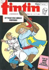 (Recueil) Tintin (Album du journal - Édition belge) -192- Tome 192