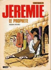 Vivants témoins -16a- Jérémie le prophète