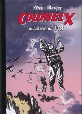 Colonel X -INT3- Colonel X aventure au Tibet