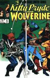 Kitty Pryde and Wolverine (1984) -6- Honor
