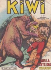 Kiwi -307- Sur la piste des Wanakis