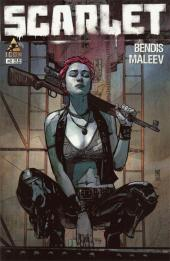Scarlet (2010) -2- Issue 2