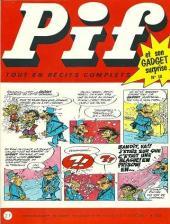 Pif (Gadget) -18- Numéro 18