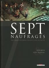 Sept -11- Sept naufragés