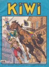 Kiwi -479- La caverne de la mort