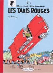Benoît Brisefer -1TL- Les taxis rouges