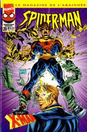 Spider-Man (Marvel France 1re série - 1997) -20- X-Man