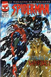 Spider-Man (Marvel France 1re série - 1997) -21- L'étreinte du vampire !