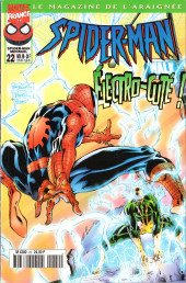 Spider-Man (Marvel France 1re série - 1997) -22- Electro-cuté !