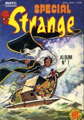 Spécial Strange -Rec07- Album N°7 (du n°19 au n°21)