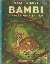Walt Disney (Hachette) Silly Symphonies -29- Bambi
