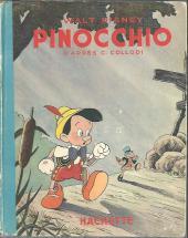 Walt Disney (Hachette) Silly Symphonies -17- Pinocchio