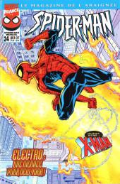 Spider-Man (Marvel France 1re série - 1997) -24- Electro: une menace pour New York !
