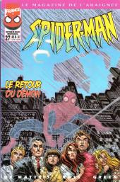Spider-Man (Marvel France 1re série - 1997) -27- Le retour du Démon