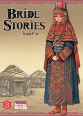 Bride Stories -3- Tome 3