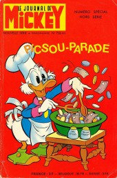 Mickey Parade (Suppl. Journal de Mickey) -3- Picsou-Parade (756 bis)