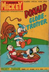 Mickey Parade (Suppl. Journal de Mickey) -10- Donald globe-trotter (856 bis)