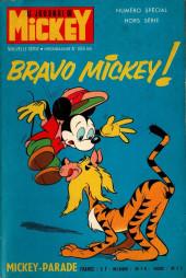 Mickey Parade (Suppl. Journal de Mickey) -12- Bravo Mickey! (886 bis)