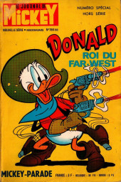 Mickey Parade (Suppl. Journal de Mickey) -5- Donald roi du Far-West (786 bis)