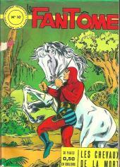 Le fantôme (1re Série - Aventures Américaines) -10- Les chevaux de la mort