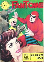 Le fantôme (1re Série - Aventures Américaines) -13- Le pirate noir