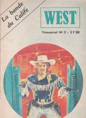 West (Jeunesse et Vacances) -3- Un document compromettant