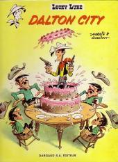 Lucky Luke -34'- Dalton city