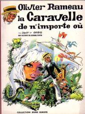 Olivier Rameau -4'- La Caravelle de n'importe où
