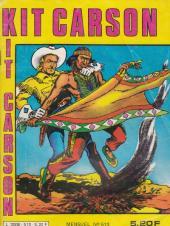 Kit Carson -513- L'incendie