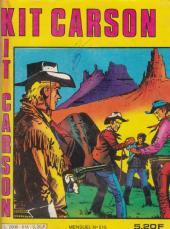 Kit Carson -515- Le vagabond