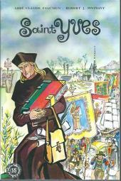 Belles histoires et belles vies -55- Saint Yves