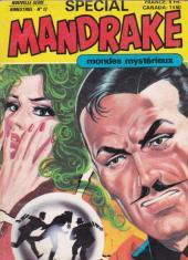 Mandrake (4e Série - Remparts) (Spécial - 2) -12- Les empreintes de Mandrake