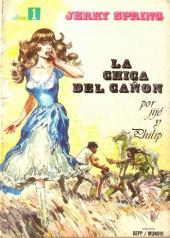 Jerry Spring (en espagnol) -1- La chica del cañón