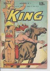 King (Mondiales) -1- Mensuel n° 1