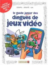 Les guides Junior -7- Le Guide Junior des dingues de jeux vidéo