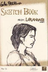 L'irlandaise -SB1- Sketch book - tome 1