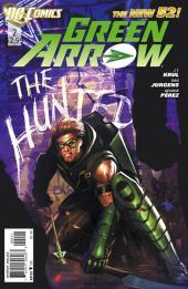 Green Arrow (2011) -2- Going viral