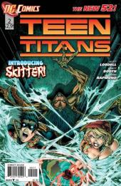 Teen Titans (2011) -2- Underground and overwhelmed !