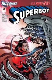 Superboy (2011 - 2) -2- Superboys and their toys